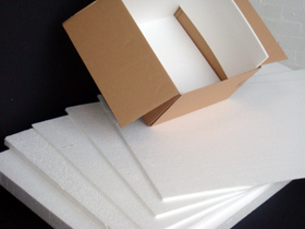 Polystyrene Foam Packaging Sheets